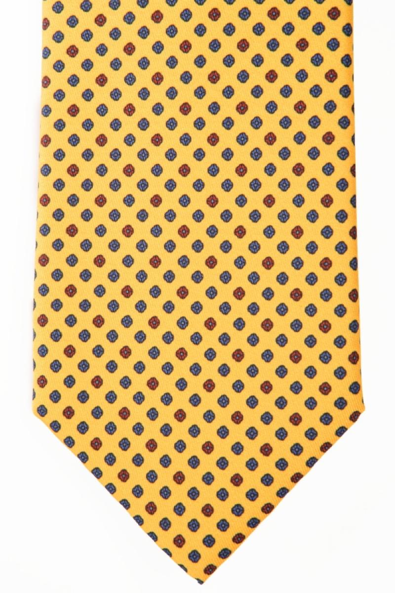 Cravatta 7 Pieghe Dal Borgo