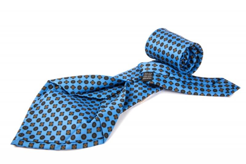Cravatta 7 Pieghe Del Vigna