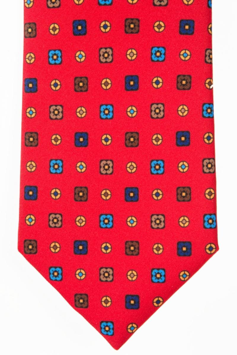 Cravatta 7 Pieghe Amadei