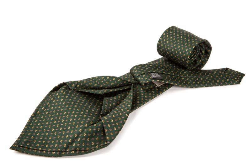 Seven Fold Tie Puccini