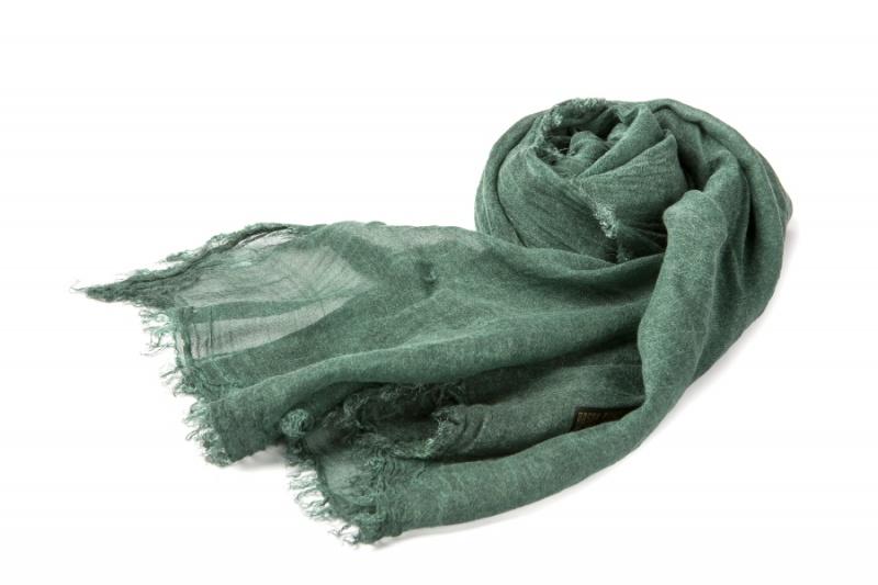 Sciarpa Verde Ottanio