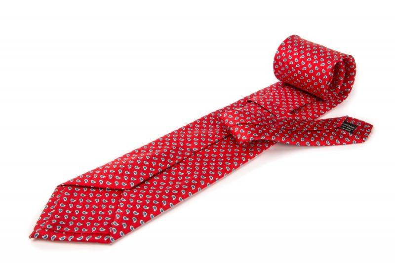 Red Drop Necktie