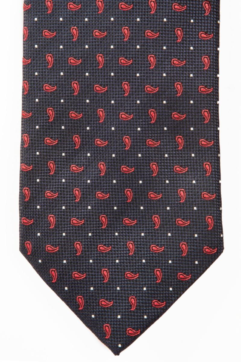 Cravatta Pimenta Blu